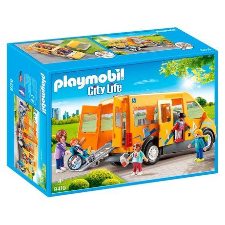 Playmobil 9419 Carrinha Escolar - NOVO