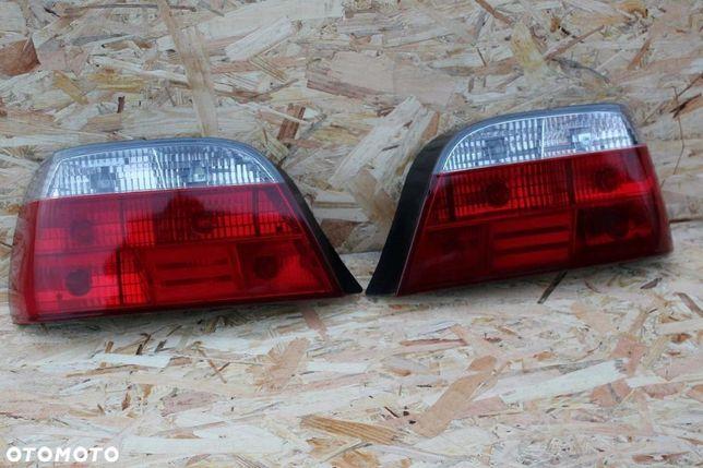 Lampy tył BMW e38 komplet prawa lewa