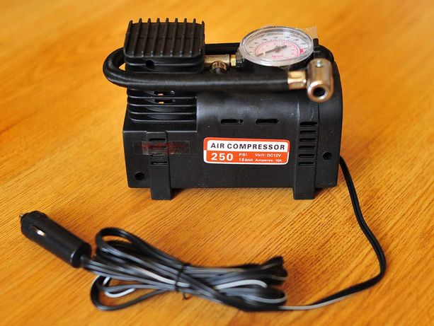 Kompresor samochodowy 12V