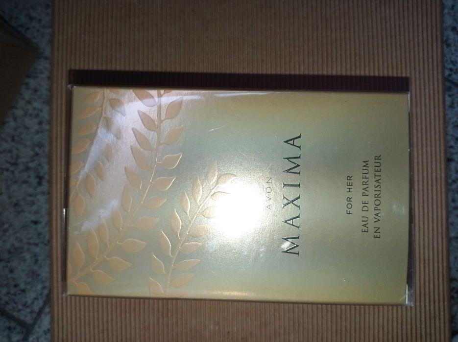 Avon Maxima 50 ml woda perfumowana folia perfumy damskie nowa Kielce - image 1