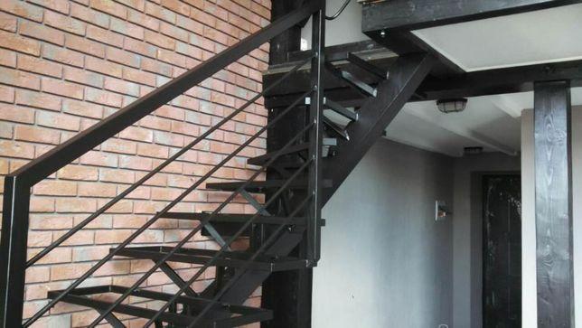 Виготовлення сходів, перил
