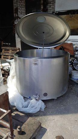 Schładzalnik na mleko basen zbiornik do mleka Alfa Laval 1050l.