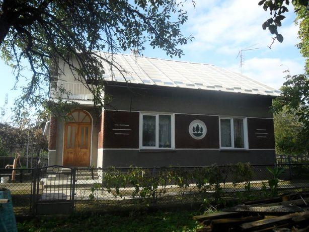 приватний будинок с,Нежухів ( Стрий )