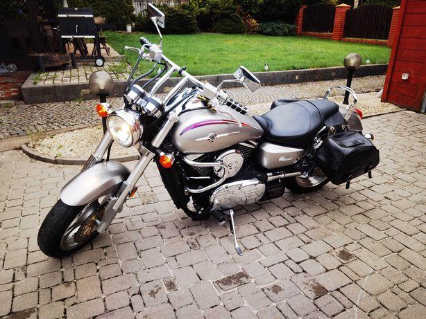 2003 Kawasaki Mean Streak VN 1500 tylko 23 tyś km