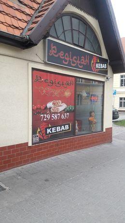Odstąpię lokal gastronomiczny kebab