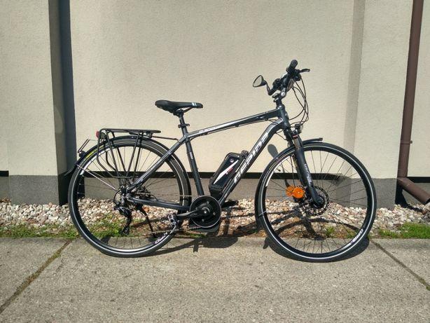 Rower Elektryczny Gepida Alboin 1000 Speed 45km/h 250W 11Ah 52cm