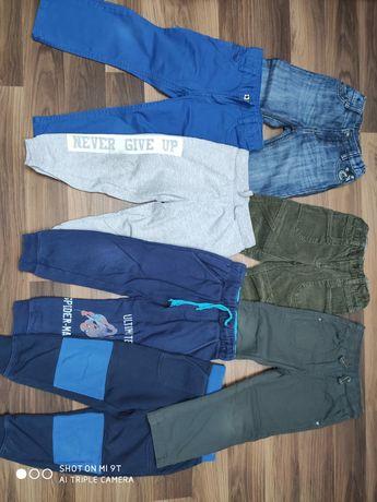 Ubranka dla chłopca r. 98