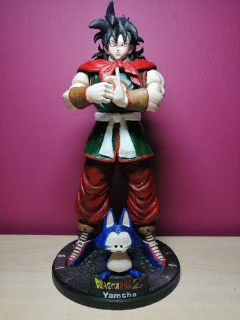 Yamcha Dragon Ball Figurka 3D 25 cm