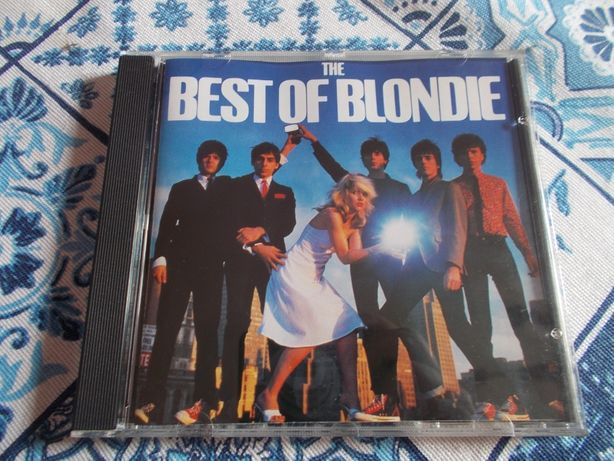 cd Best of Blondie
