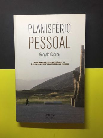 Gonçalo Cadilhe - Planisfério Pessoal (Portes CTT Grátis)