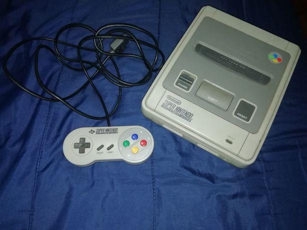 Super Nintendo .