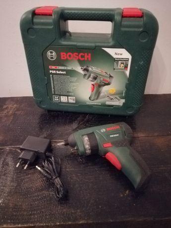Bosch pre select wkrętarka mała