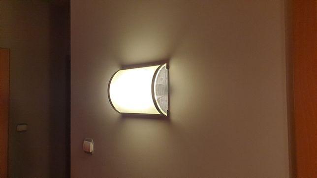 Włoska lampa ścienna Voghera (2 szt.)
