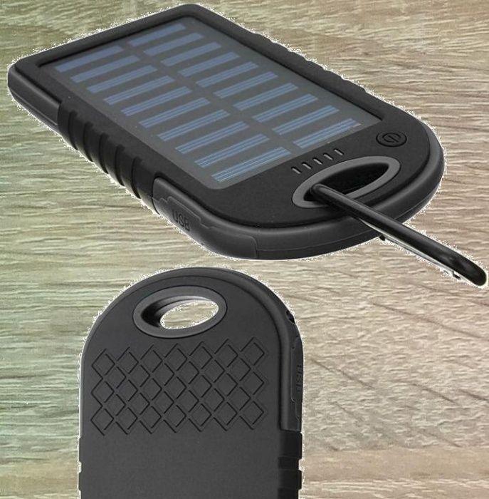 Зарядное устройство на солнечной энергии