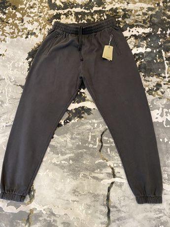 Штаны спортивки костюм yeezy season 6 calabasas off white брюки