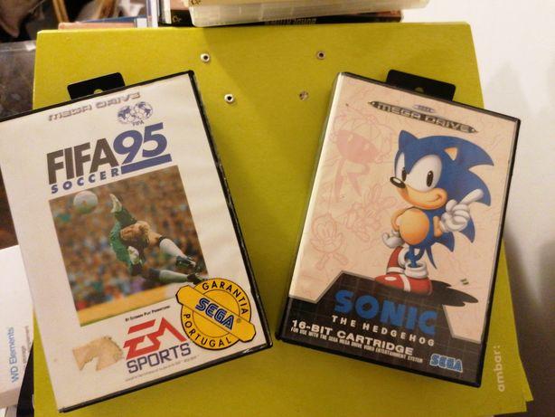 Jogos Sega Mega Drive