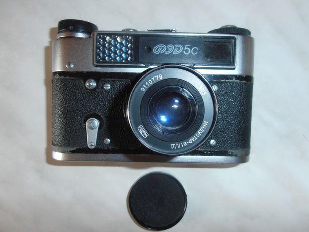 Фотоаппарат «ФЭД – 5С»