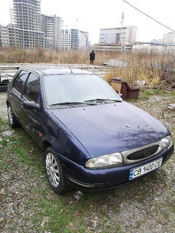Ford Fiesta газ, кондиционер , один хозяин