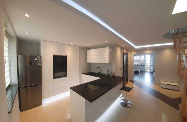 80m, nowoczesne, 3 pokoje, 2 lazienki, mieszkanie wynajme