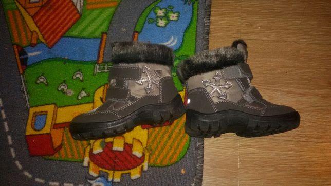 nowe buty zimowe