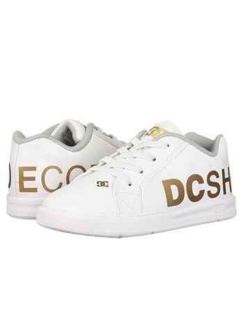 Новые детские кроссовки Dc Shoes размер 12,5