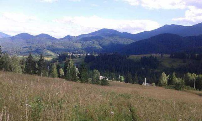 Продам земельну ділянку в с. Дземброня Івано-Франківської області