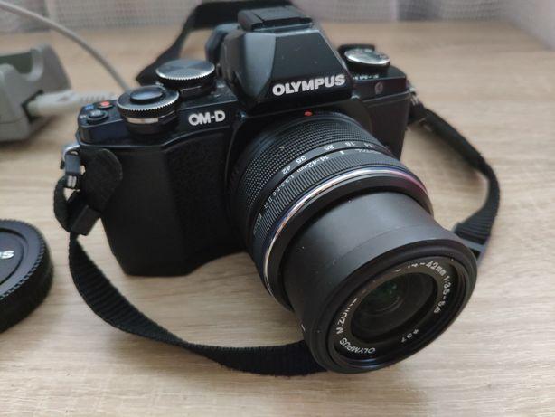 Olympus zamiana aparat
