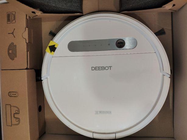 Робот-пылесос Deebot Ozmo 610 с влажной уборкой