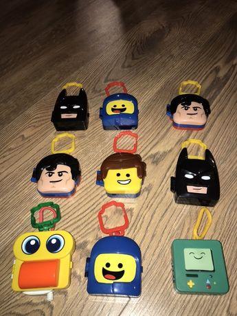 Zabawki McDonald