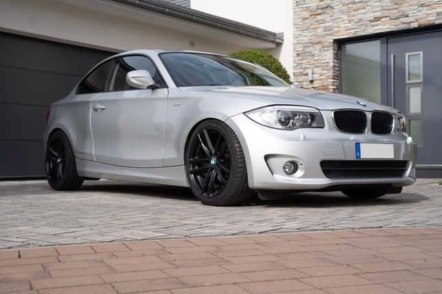 Bmw serie 1 coupe 118d