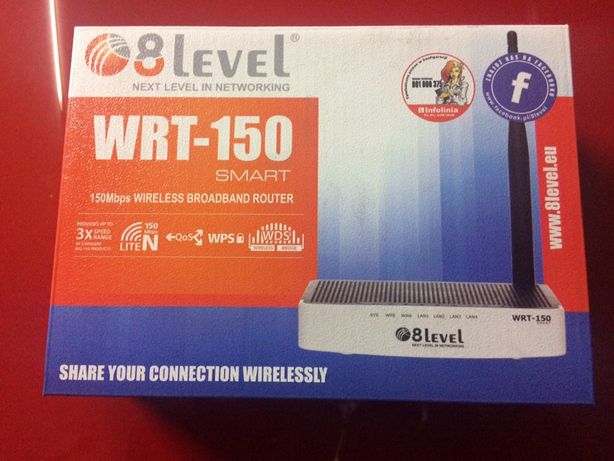 Router 8level