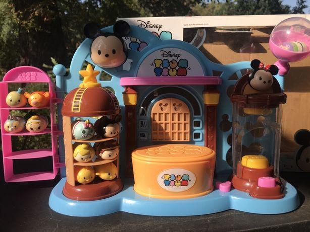 Disney Tsum-Tsum SQUISHIES! Sklep z zabawkami zestaw