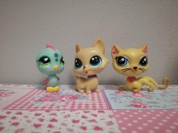 Littlest pet shop figurki lps