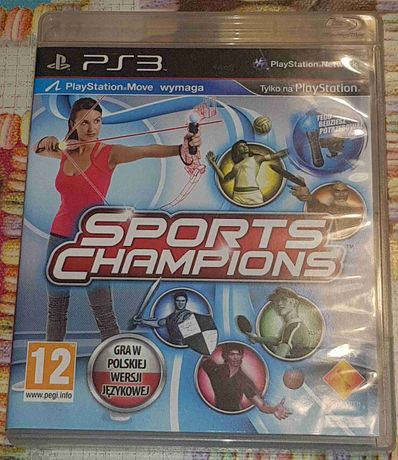 Sports Champions 1 PL PS3