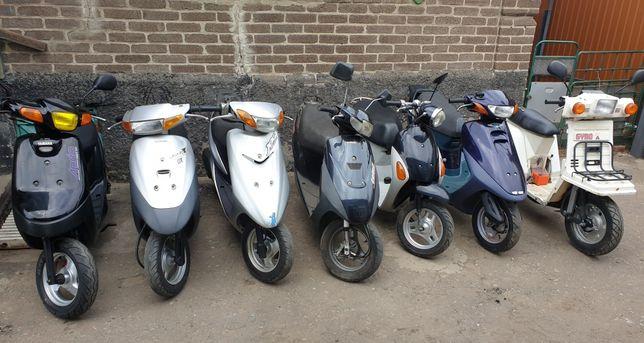 Японские Скутера Honda Yamaha Suzuki