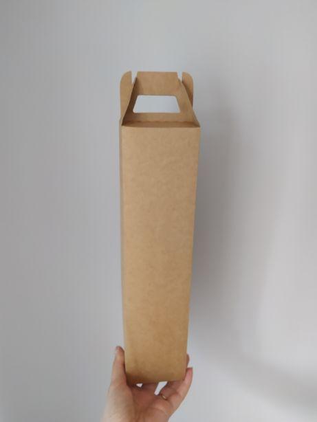 Pudełko EKO KFART na wino/alkohol 10szt. NOWE