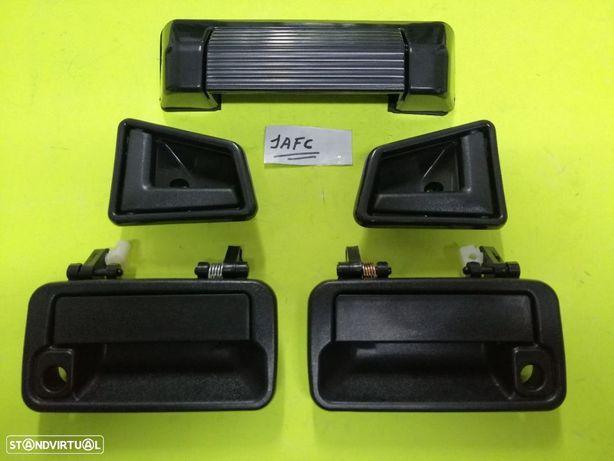 Kit / Conjunto dos 5 puxadores das portas do Suzuki Vitara ( NOVOS )