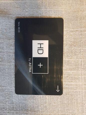Karta HD+ PLUS: HD03 na Astra 19.2°E -do aktywacji na 1 rok.