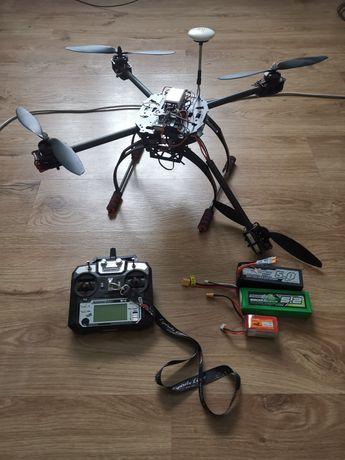 Квадрокоптер, sirius quatro. Дрон, безпілотник. Запчастини f450