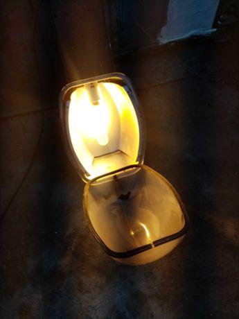 Lampa zewnętrzna loftowa