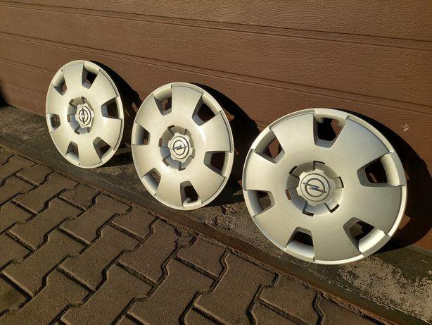 Kołpaki 3 sztuki za 60zł Opel 16 Astra Zafira #GarażowaWyprz