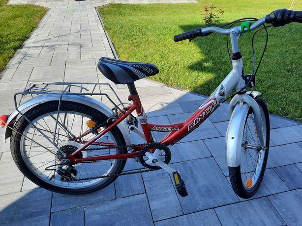 piękny rower górski - tanio