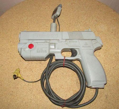 Pistola Playstation Namco G-Con 45 Tal como visivel nas fotos. Testad