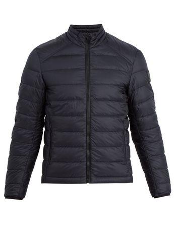 Belstaff пуховая курточка пуховик Англия