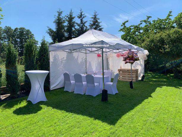 Wynajem wypożyczalnia hal namiotów nagrzewnic na komunię