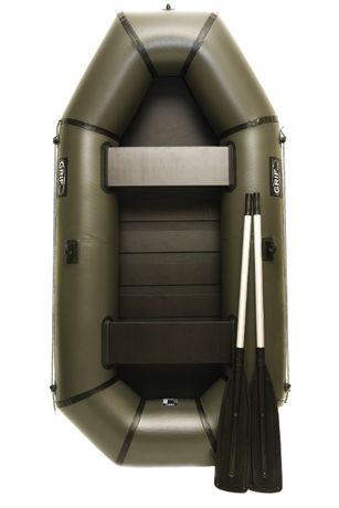 Лодка пвх надувная двухместная Grif boat GL-250S