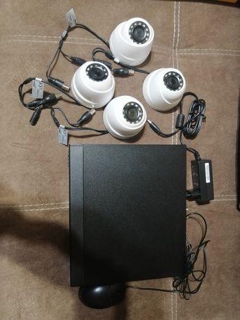 Система видеонаблюдения. В отличном состоянии.