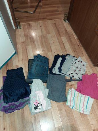 Ubrania dziewczęce rozm 152