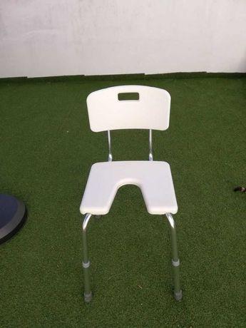 Cadeira ortopédica banho