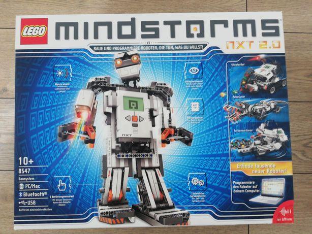 Klocki Lego Mindstorms NXT 2.0
